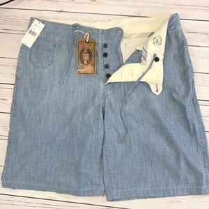 Polo Ralph Lauren Button Fly short size 36 NWT $85